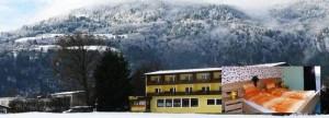 Ausztria sítábor