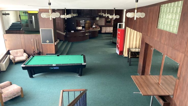 Gólyatábor - Balatonfüred Ifjúsági Hotel, előtér