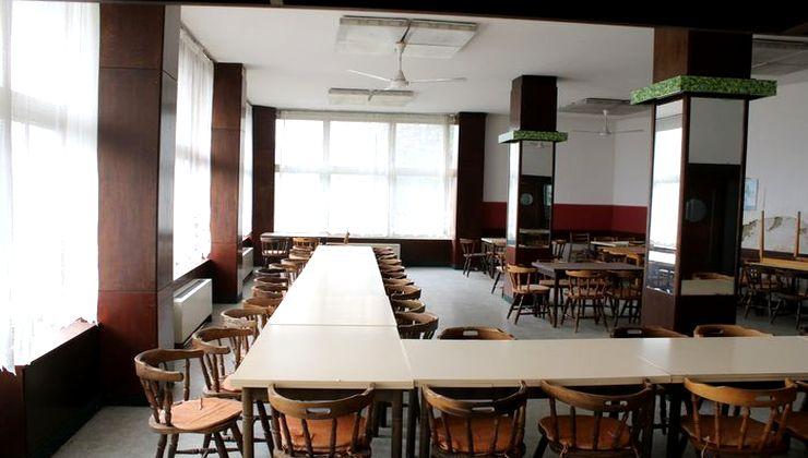 Gólyatábor - Balatonfüred Ifjúsági Hotel, étterem
