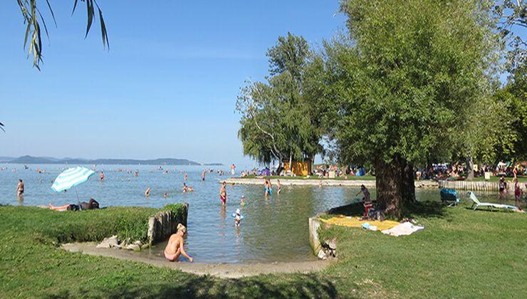 Gólyatábor - Balatonszárszó Ifjúsági Hotel és Tábor - strand
