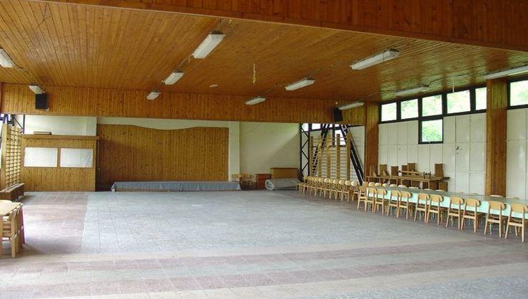 Gólyatábor - Balatonszemes Üdülő Tábor - Terem 2