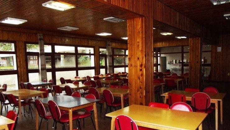 Gólyatábor - Balatonszemes Üdülő Tábor - étterem