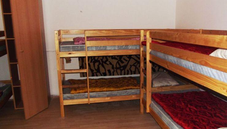Gólyatábor - Balatonszemes Üdülő Tábor - szállás 6 fős szoba 2