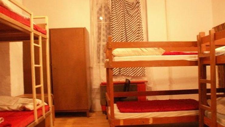 Gólyatábor - Balatonszemes Üdülő Tábor - szállás 6 fős szoba