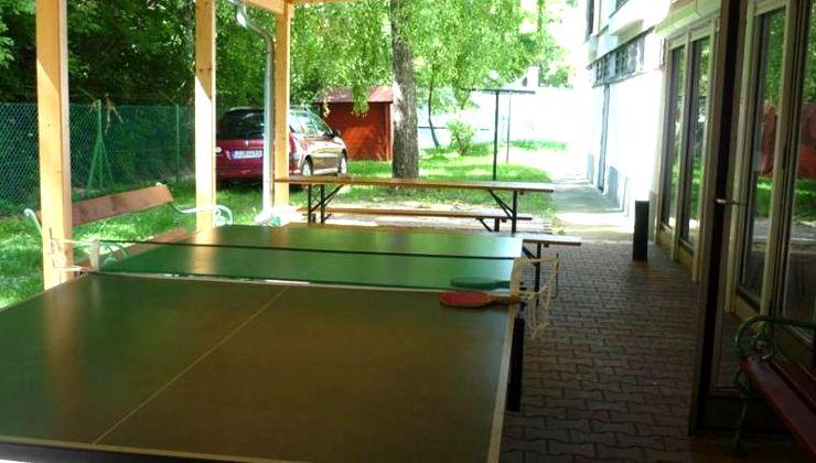 Gólyatábor - Siófok Ifjúsági Hotel - Tábor - sport