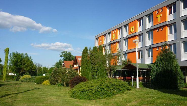 Gólyatábor - Siófok Ifjúsági Hotel - Tábor