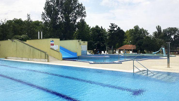 Gólyatábor helyszínek - Balatonszemes P. Ifjúsági Tábor - élményfürdő