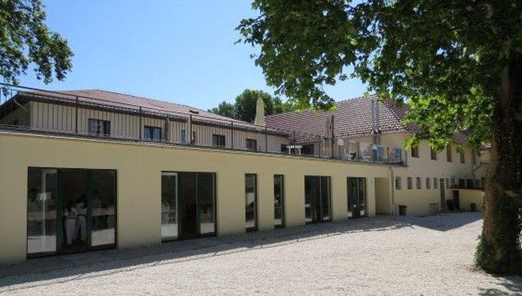 Gólyatábor helyszínek - Balatonszemes P. Ifjúsági Tábor - főépület 2