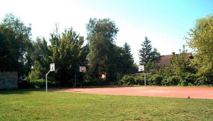 Gólyatábor helyszínek - Balatonszemes P. Ifjúsági Tábor - sportpálya