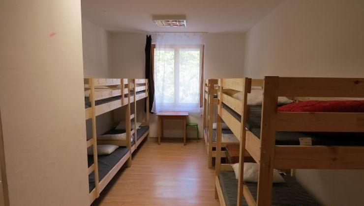 Gólyatábor helyszínek - Balatonszemes P. Ifjúsági Tábor - szállás 2