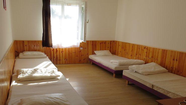 Gólyatábor helyszínek - Balatonszemes P. Ifjúsági Tábor - szállás 3