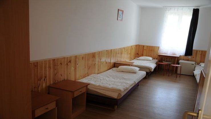 Gólyatábor helyszínek - Balatonszemes P. Ifjúsági Tábor - szállás