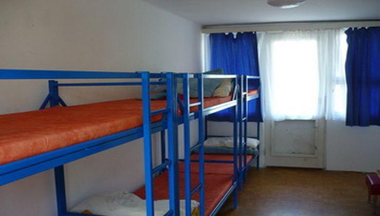 Gólyatábor - Fonyód Ifjúsági Tábor - Szállás, 6 fős szoba