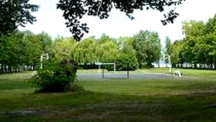 Gólyatábor - Fonyód Ifjúsági Tábor - sportpálya