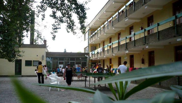 Gólyatábor - Fonyód Ifjúsági Tábor