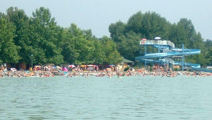 Gólyatábor - Balatonakali Ifjúsági Tábor - Strand