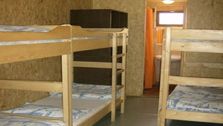 Gólyatábor - Balatonakali Ifjúsági Tábor - szállás 4
